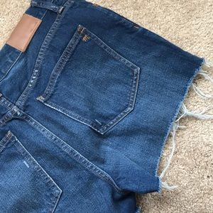 Madewell Shorts - Madewell The Perfect Vintage Jean Shorts